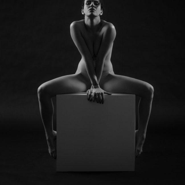 Sexy Akt im Studio, Fotograf München